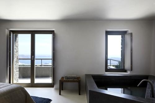 Villa / maison alpha à louer à santorin