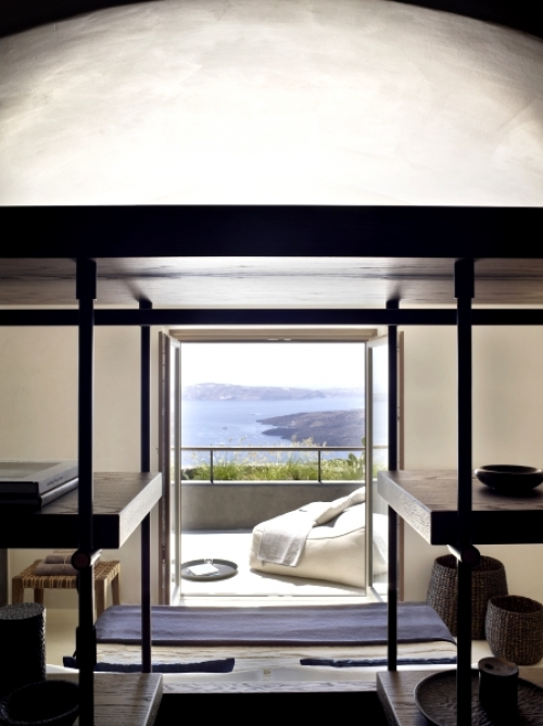 Holiday in house : santorini