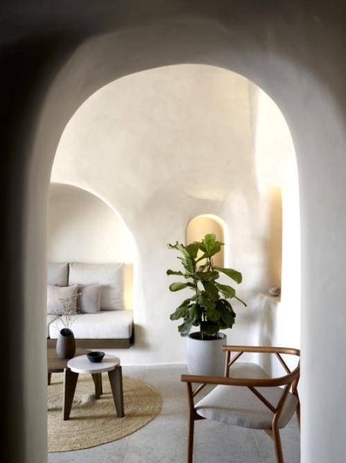 Villa / maison omikron à louer à ile de santorin