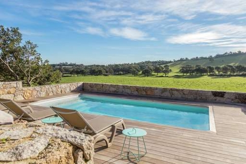 Independent house la petite to rent in porto-vecchio