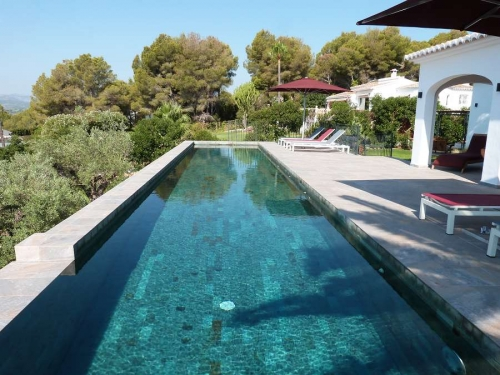 Villa in Javea, View : Mountains/Hills