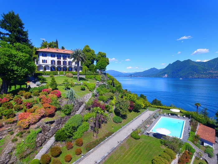 Villa / house La principessa to rent in Pallanza - Lake Maggiore