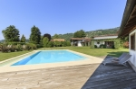 Villa / maison villa elegante  à louer à lesa - lac majeur