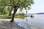 Location saisonnière vue lac