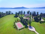 Villa / house villa Elegante  to rent in Lesa - Lake Maggiore