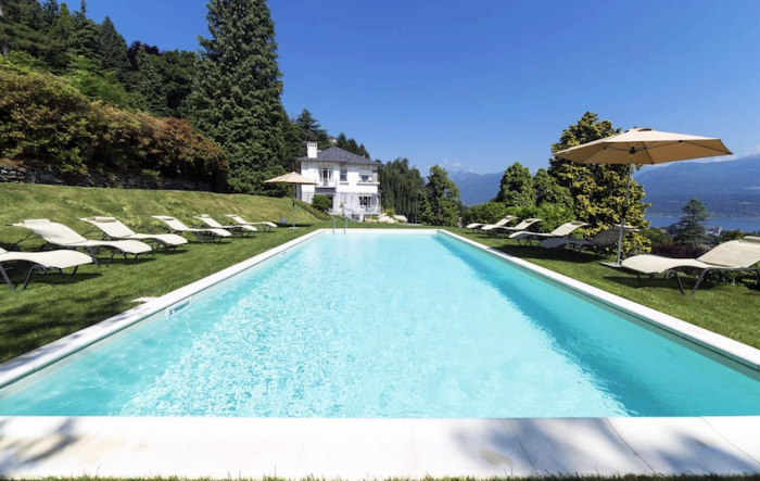 Villa / house Melinda to rent in Baveno - Lake Maggiore