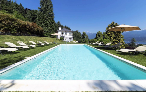 Villa in Baveno - Lac Majeur , View : Lake