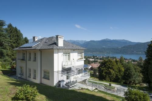 une maison : région des lacs - piémont - lombardie