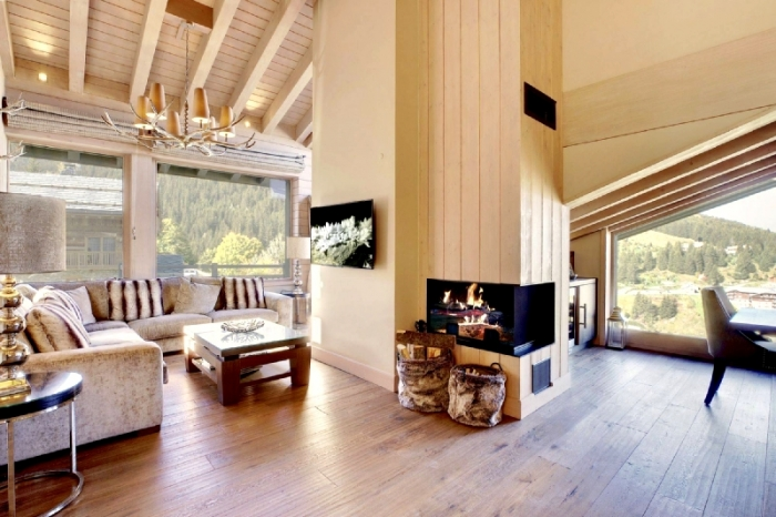 Chalet Metis to rent in Courchevel 1650