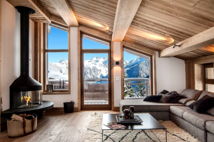 Chalet Autonoe to rent in Courchevel 1550