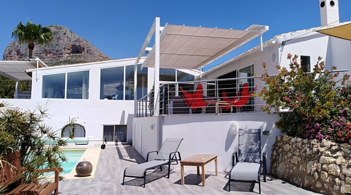 Villa / house Villa LUZ to rent in Javea