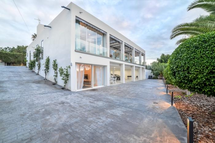 Villa / house La Blanche to rent in villajoyosa