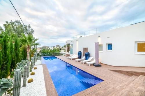 Location villa / maison la blanche