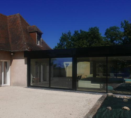 Reserve villa / house sérénité