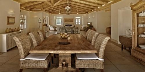 Séjour dans une maison : péloponnèse