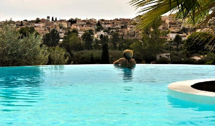 Villa / house Borrelly to rent in Porto Heli