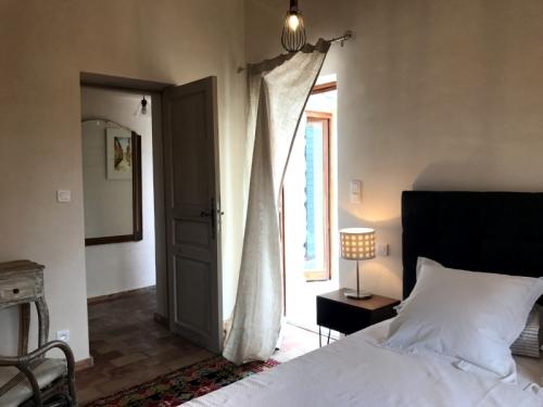 Villa / maison mas provencale  rustrel
