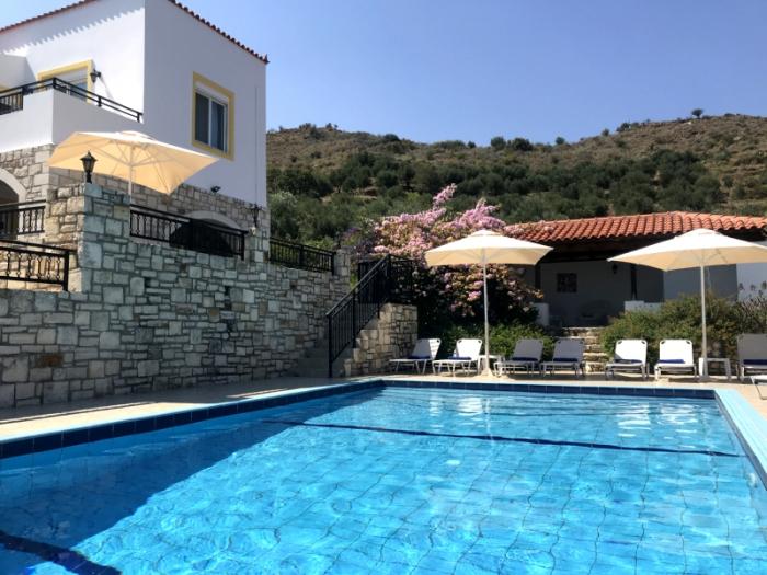 Villa / Maison Fengári à louer à Georgioupoli