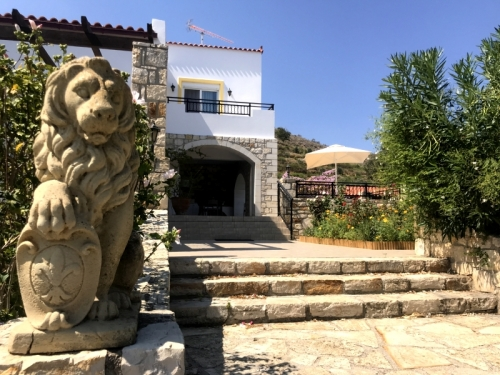 Villa / maison fengári  georgioupoli