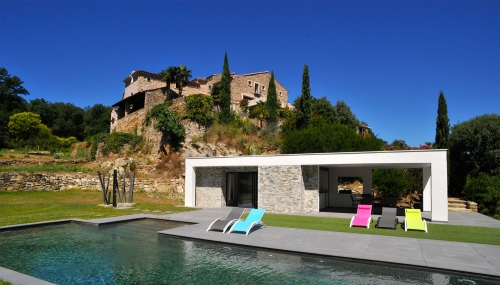Villa / house villa verniere to rent in les aires