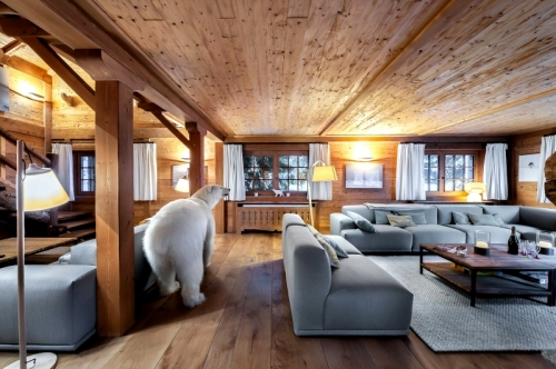 Chalet for 12 people