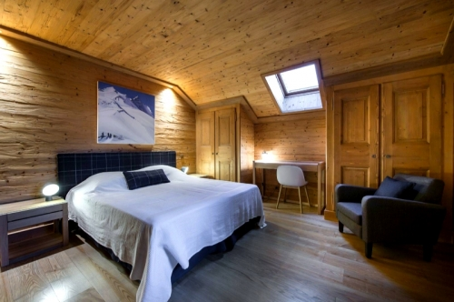Chalet thyone to rent in méribel