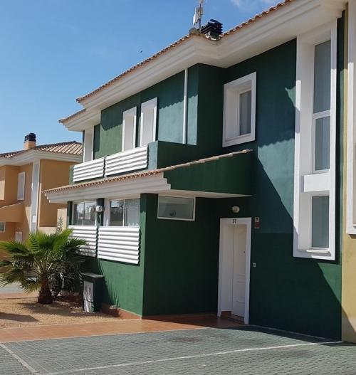 villa / maison mitoyenne sur le green