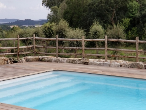 Independent house la petite bergerie to rent in porto-vecchio