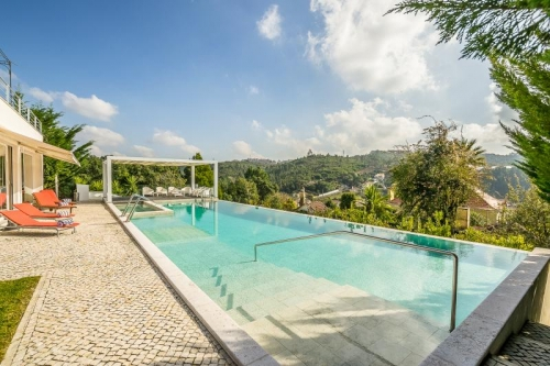 Rental villa / house l'olympe