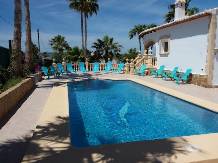 Villa / house Helena 8 to rent in Javea