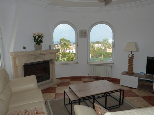 Villa / house helena 6p to rent in javea