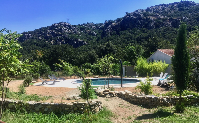 Villa / house l'atelier to rent in Corte