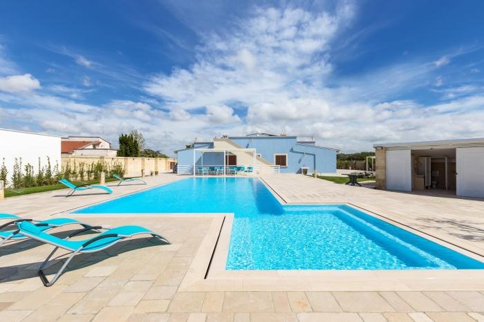 Villa / house Vanilla to rent in proche  Gallipoli