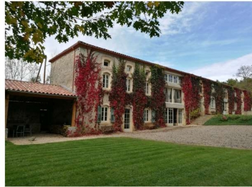Property exceptional property montjoie