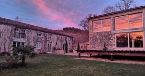 Holiday in exceptional villa : midi pyrénées