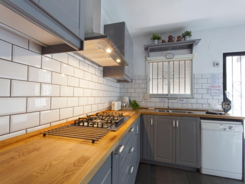 Villa / house agua to rent in benissa