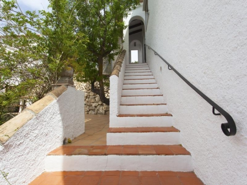 Villa / house agua to rent in benissa
