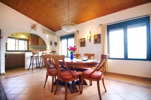 Location villa / maison cabane