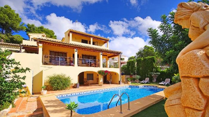 Villa / Casa Mimas