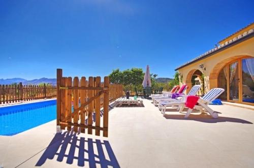 Reserve villa / house ancla