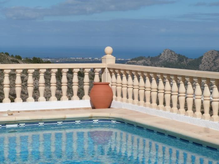 Villa / Haus Nava zu vermieten in Pedreguer