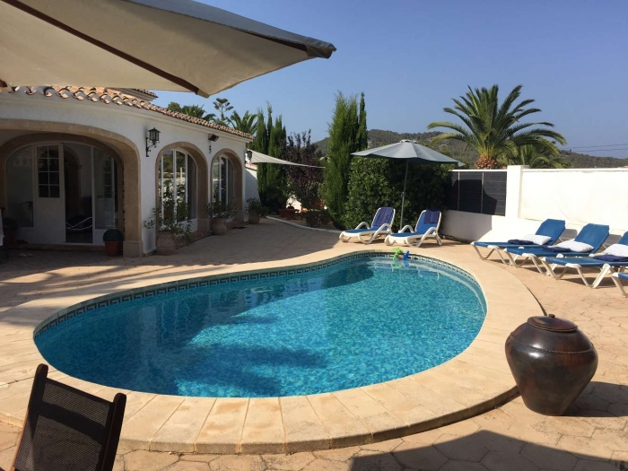 Villa / house Verra to rent in Javea