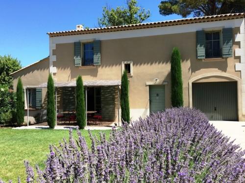 Villa in St Remy de Provence, Sicht : Garten