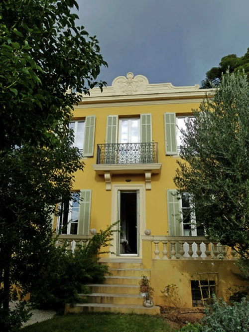 Holiday in exceptional villa : french riviera - cote d'azur