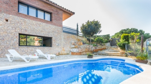 Property villa / house ponanda