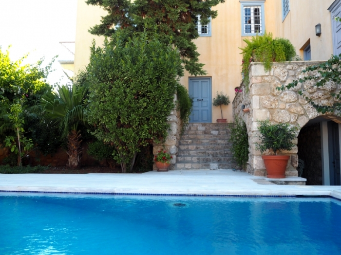 Villa / house Papillon to rent in Spetses