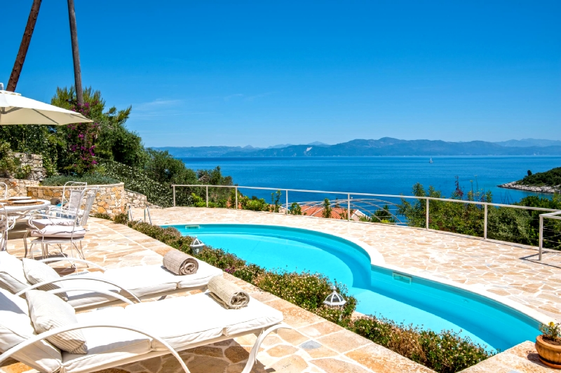 Villa / Maison luxe Rêve ionienne