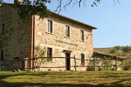 Reserve villa / house pienza