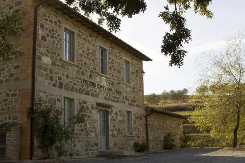 Property villa / house pienza