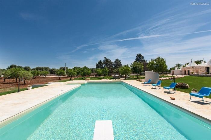 Villa / house Itria trullo to rent in Ostuni